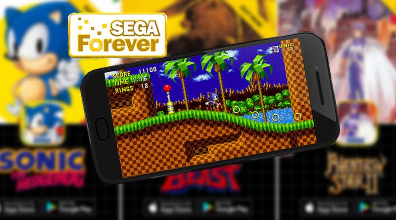 Sega Forever Collection