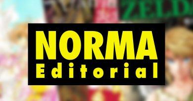 [Novedades del mes] Lanzamientos de septiembre de Norma Editorial