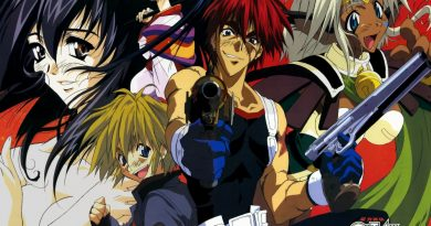 Outlaw Star