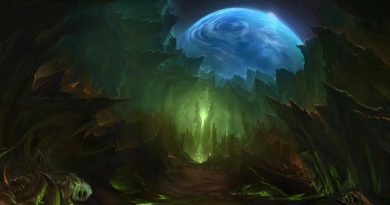 Wow Shadow of Argus