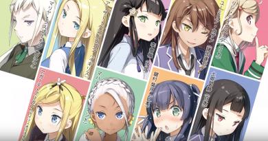 El sitio web oficial de la adaptación del anime de Marchen Madchen (adaptación de las novelas ligeras del mismo nombre) reveló tres miembros más de su elenco de personajes el domingo: