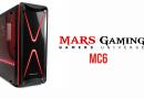 Mars Gaming nos muestra su nueva caja Gaming, la MC6