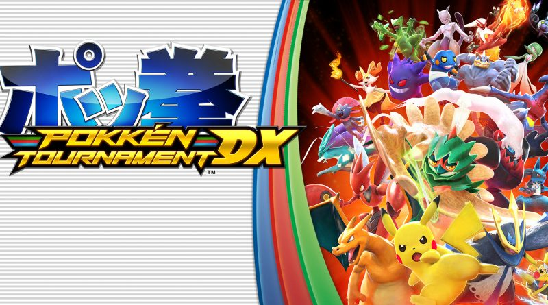 [Análisis] Pokkén Tournament DX