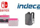 Indeca nos ayuda a proteger nuestra Nintendo Switch con una nueva bolsa de viaje y una mochila