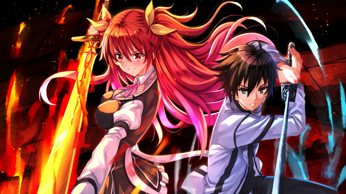 Rakudai-Kishi-no-Cavalry - Descargar Rakudai Kishi no Cavalry [12/12] Por Mega Ligero - Anime Ligero [Descargas]