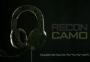 Turtle Beach lanza sus auriculares con temática de camuflaje, los Recon Camo