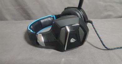 [Análisis] Auriculares Gaming EasySMX K5