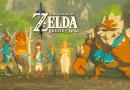 'The Legend of Zelda: Breath of the Wild' se alza con el GOTY de los Golden Joystick Awards