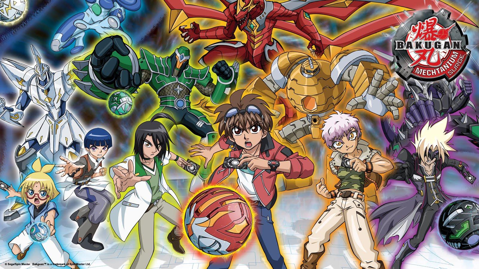 Se tiene planeado un nuevo anime de 39 bakugan 39 para 2018 o 2019 - Bakugan saison 4 ...
