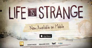 Las aventuras de Max y Chloe llegarán a iPhone y iPad con 'Life is Strange'