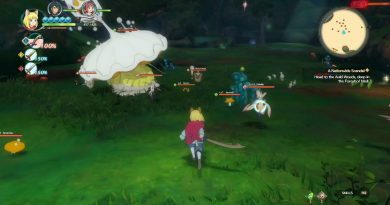 Ni no Kuni 2 Combat Gameplay