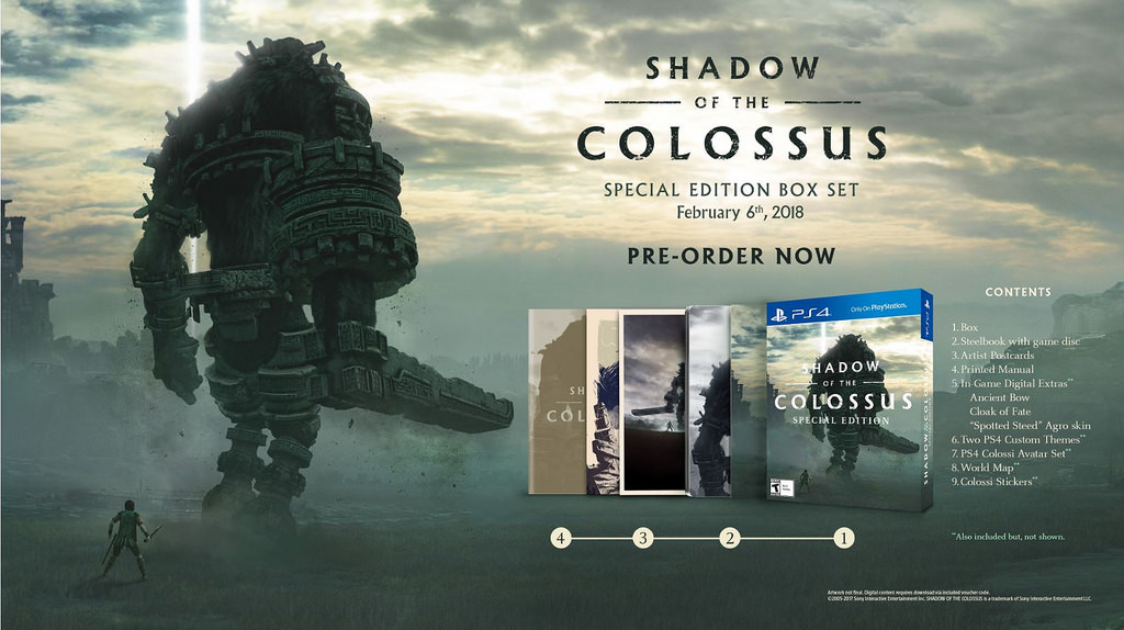 Shadow of the Colossus Special 1