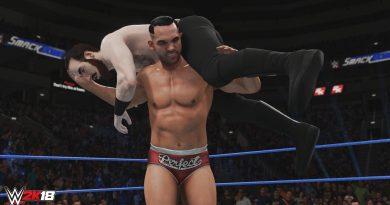 Ya disponible el Pack de Nuevos Movimientos de 'WWE 2K18'