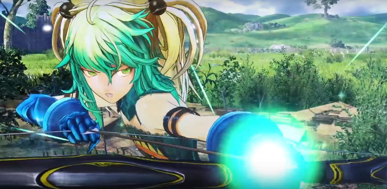 Mostrado el segundo tráiler de 'Fate/Grand Order Arcade