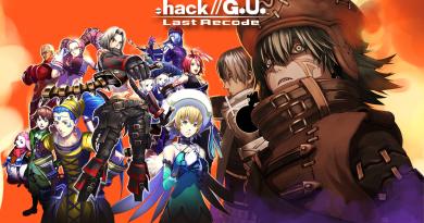 [Análisis] .hack//G.U. Last Recode