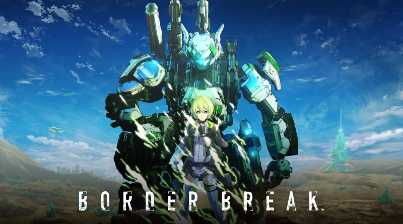 Border Break 001