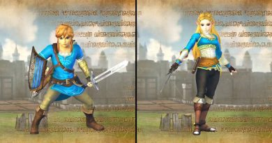 Hyrule Warriors Definitive Edition 1