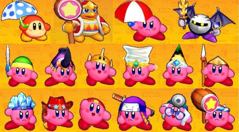 Kirby Battle Royale Trailer