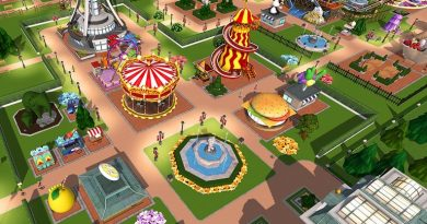 RollerCoaster Tycoon 1