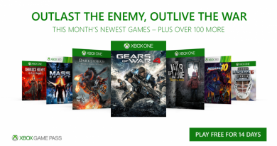 Xbox Game Pass Portada