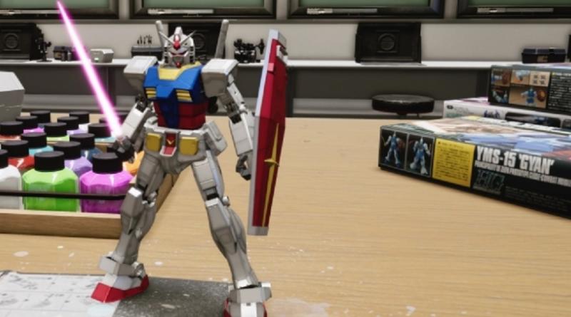 new gundan breaker