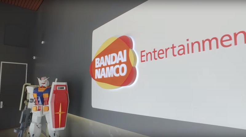 Bandai Namco Switch Portada
