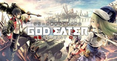 God Eater Resonant 1