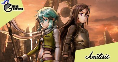 [Análisis] Sword Art Online: Fatal Bullet
