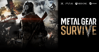 Metal Gear Survive