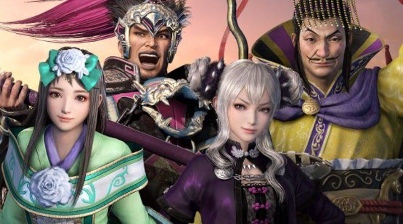 Dynasty Warriors 9 DLC