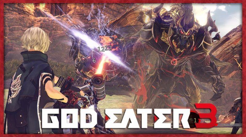 God Eater 3 Mecánicas