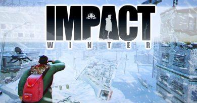 Impact Winter Consolas Portada