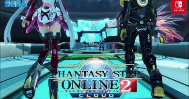 Phantasy Star Online Cloud