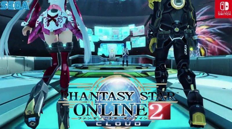 Phantasy Star Online Cloud