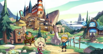 Snack World Trejarers Gold Portada TV