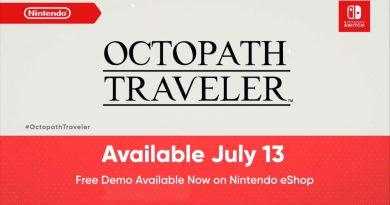 Octopath Traveller