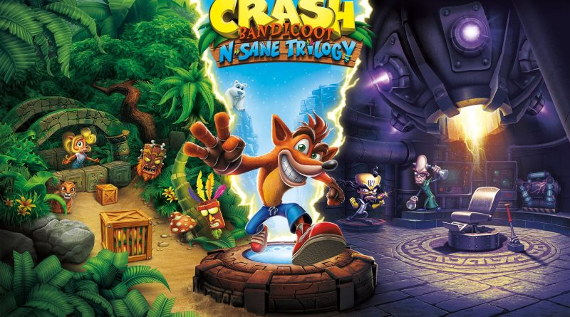Crash Bandicoot: N'sane Trilogy