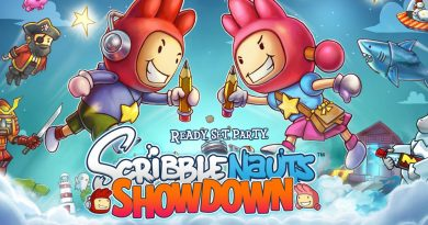 scribblenouts showdown portada