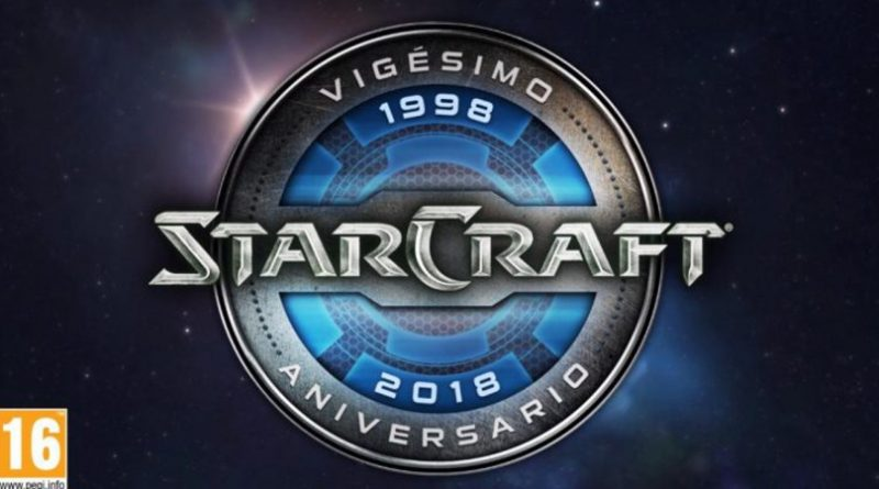 20 Aniversario de Starcraft