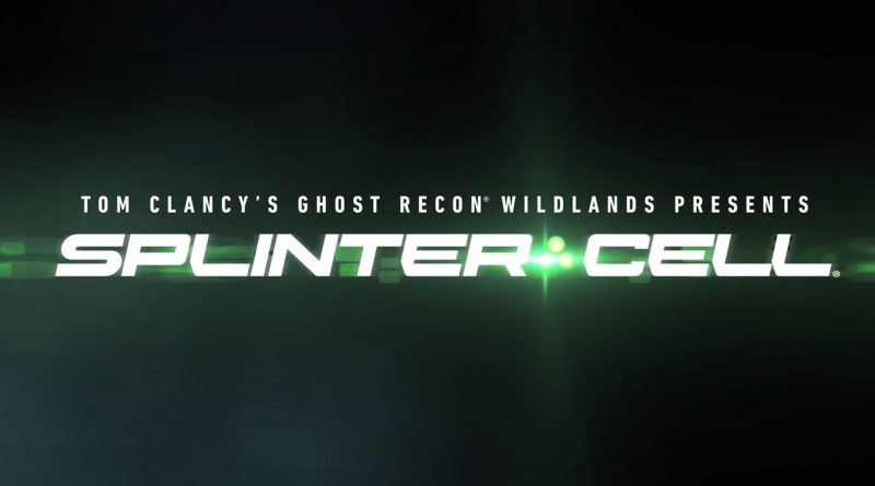 Tom Clancy's Ghost Recon Wildland's