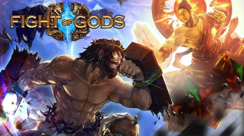 Fight of Gods Switch Portada