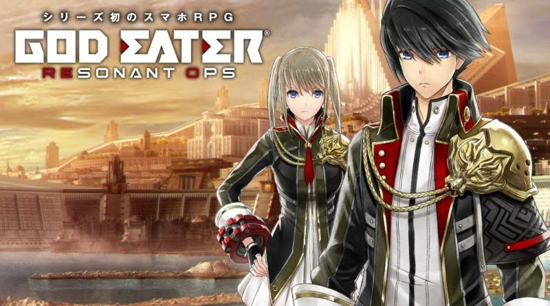 God Eater Resonant Ops Stores