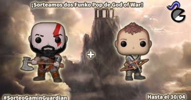 [Sorteo] Funko Pop de Kratos y Atreus de 'God of War'