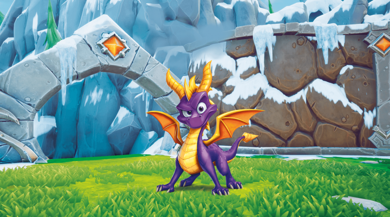 Spyro Reignited Trilogy Leak