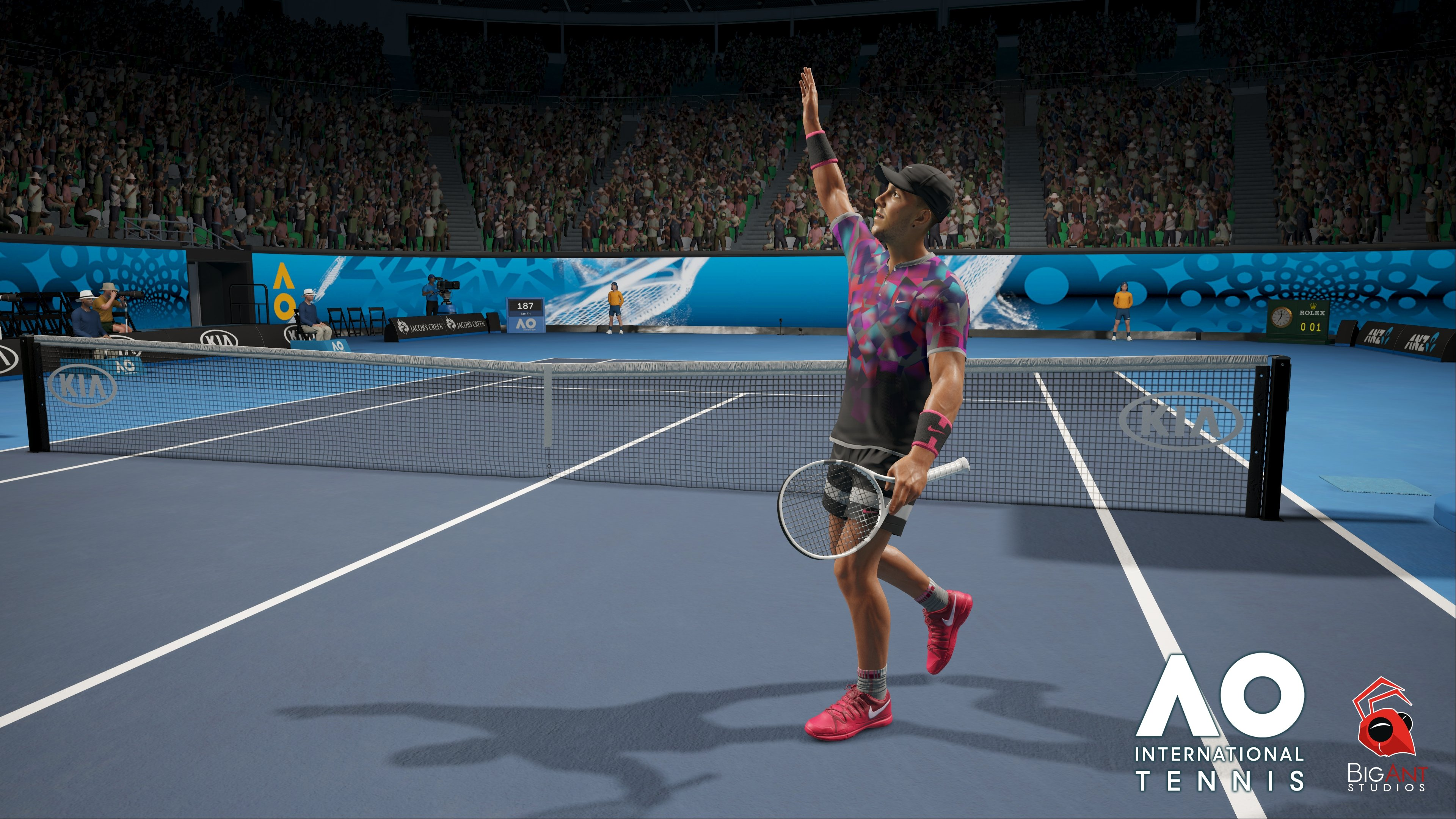 Tennis International