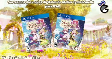 [Sorteo] Dos copias digitales de 'Atelier Lydie & Suelle: The Alchemists and the Mysterious Paintings' para PS4
