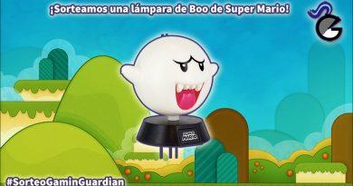 [Sorteo] Lámpara de Boo de 'Super Mario'