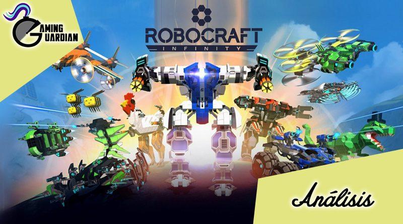 [Análisis] Robocraft Infinity - GaminGuardian