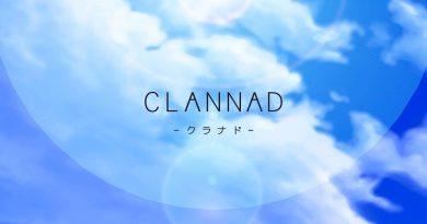 Clannad Portada