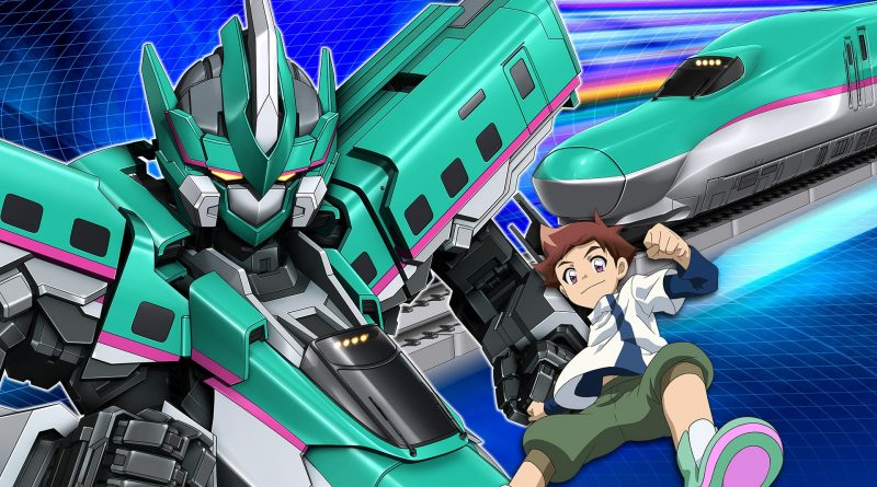 Drive Head Shinkalion